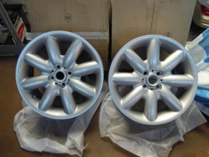 Mini R50, R52 & R53 Rims ( 2 only ) Launceston 7250 Launceston Area Preview