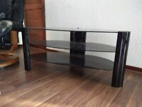 Lovely, solid glass TV Stand