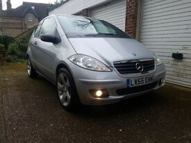 Mercedes A Class 150 to sell