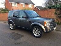 2008 (Sept) Land Rover Discovery 3 HSE TDV6 2.7 (Reconditioned) Diesel Grey Automatic