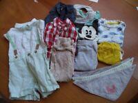 6-9 month baby boy bundle