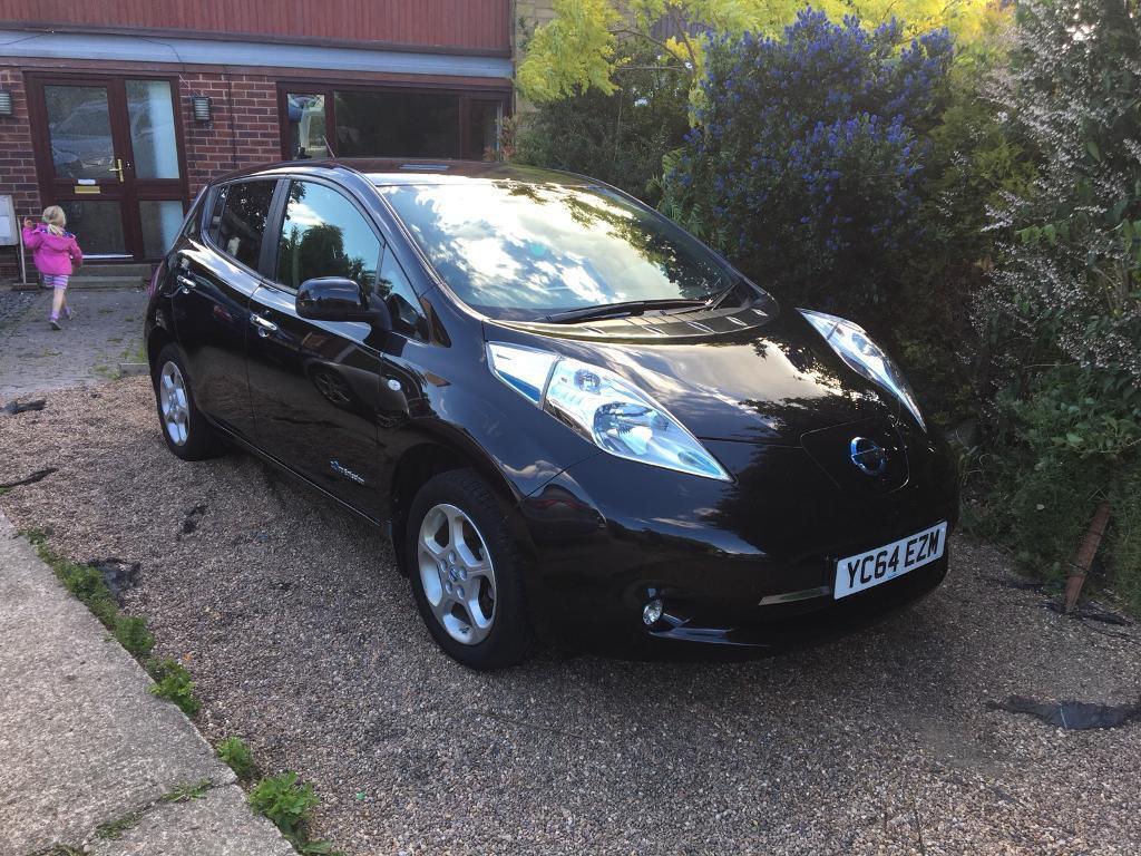 2014 (64) Nissan Leaf Visia+ 20kmiles, 6kw rapid charge ...