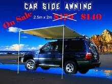 New Car Side Awning pull out 2.5m x 2m with adjustable height Everton Hills Brisbane North West Preview