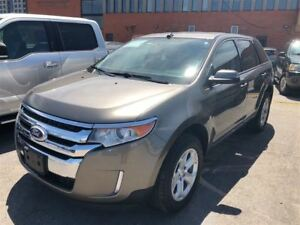 2014 Ford Edge LTHR, NAV, REAR CAM!