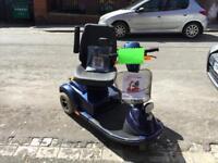 Pride Victory Viper-3 4-8mph Mobility Scooter