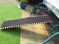 Dog ramp (medium)