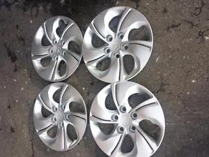 BRAND NEW TAKE OFF HONDA CIVIC FACTORY OEM 15 INCH WHEEL COVER SET OF FOUR