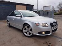 AUDI A4 - S LINE 2.0 DIESEL - LOW MILEAGE! SERVICE HISTORY, e (Face-Lift) Excellent Condition!