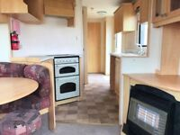 Cheap 6 Berth Static Caravan ABI Arizona Holiday Home, Skegness, Ingoldmells, 2018 Site Fees Inc.