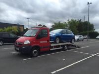 Recovery Vauxhall movano px welcome
