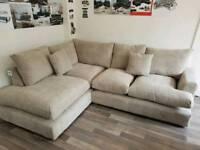 Corner sofa BRAND NEW