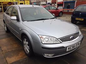 2007 Ford Mondeo 1.8 1 owner from new