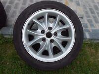 Jaguar Celtic Alloy Wheel