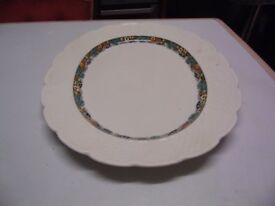 Large oval ashet Ideal for Christmas Turkey