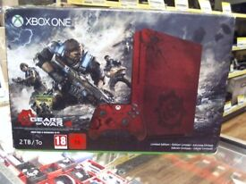 XBOX ONE S GEARS OF WAR 4 EDITION 2TB