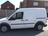 Ford transit connect van 2007 57 lwb high roof 1.8 tdci 4 months mot drives really good no vat