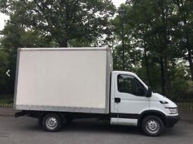 Iveco daily Luton box van 2.3 diesel 2007 one owner 44000 fsh ful year mot mint van fully serviced