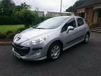 2009 PEUGEOT 308 1.6 HDI. FULL YEARS MOT. FINANCE THIS FROM £17.75 PER WEEK. VERY GOOD CONDITION.