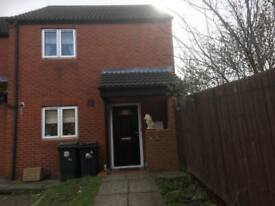 2 bed end house Wanting Nottinghamshire