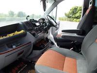 2010 fiat ducato twin/double passenger seat.