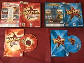 The Movies PC Game and Expansion