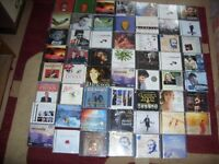 Joblot of 30 Albums and 54 cd's in Great Condition