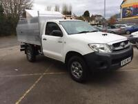 Toyota Hilux Ideal for tree surgeon landscapers