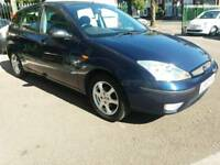 Ford Focus 1.6i Ink Ltd Edition