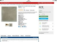 80 Wickes Paving Slabs 450 x 450 Natural/Grey