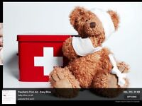 Paediatric 1st Aid Class - Beighton lifestyle centre 20th October 5.45pm start