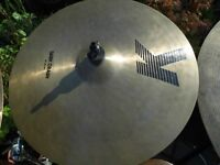"16"" Zildjian K Dark Crash Cymbal"