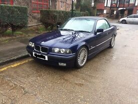 For Sale Bmw 318i Convertible 115hp Good Condition