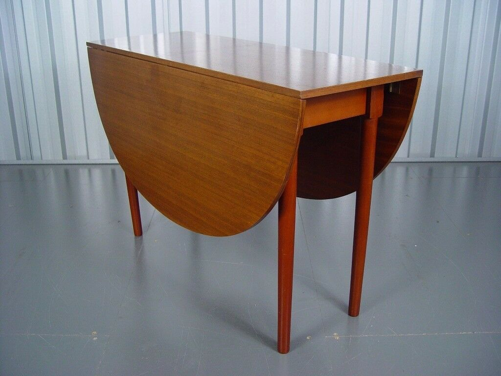 Vintage G Plan Dining Table Retro Mid Century Furniture