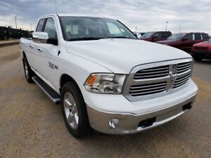 2017 Ram 1500 SLT| Big Horn| Cloth| Heated Seats| Uconnect Touch