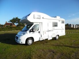 2007 CI Carioca 6 Berth, 6 Seatbelt. In very good condition. Ideal for a large family. Fixed beds.