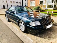 1997 MERCEDES SL 280 AMG BODY PACK LIMITED EDITION