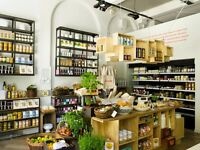 MELROSE AND MORGAN BARISTA: part time and full time for award winning independent food retailer