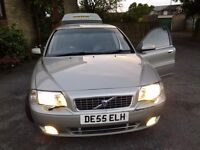 fully loaded volvo s80, very high spec,6 cd changer,full leather, 17 inch alloys