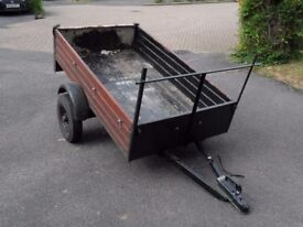 5 X 3ft Box Trailer