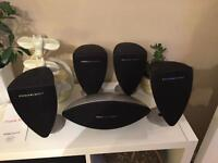 Mordaunt Short Genie 5 speakers