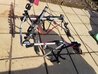 Halfords high mount bicycle carrier