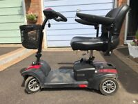 Mobility Scooter Zoom Plus Careco with alarm