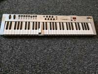 Midiman/M Audio Radium 61-key midi keyboard