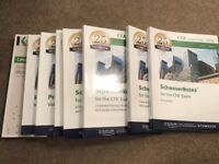 Schweser CFA Level 1 - Complete Set (8 books and quick sheet) - V. Good Condition - £150