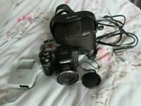 Canon Powershot sx500is digital camera + 16gb SD card.