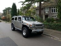 Hummer h2 6.0 Vortex Engine Registered in 2017 Immaculate condition for sale