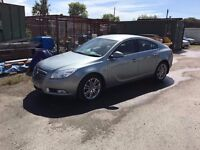 Vauxhall Insignia Exclusive 2009 Silver 95,000 miles NONE RUNNER Head Gasket gone