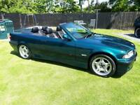BMW 318i Convertible 1995 classic