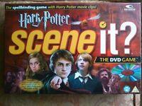 Harry Potter Scene It.