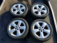 Vauxhall Astra J Sri Alloy wheels
